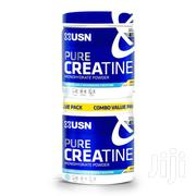 2 USN Pure Creatine Monohydrate Powder Bodybuilding/Fitness Supplement | Vitamins & Supplements for sale in Greater Accra, Korle Gonno
