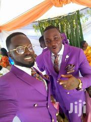 Double Breasted Purple Suit | Clothing for sale in Western Region, Bibiani/Anhwiaso/Bekwai