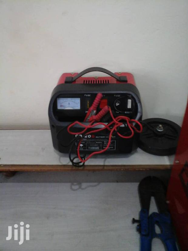 Archive: Charging Batteries For Cars