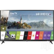 New LG Uhd 4k Smart Satellite Magic Remote Tv 43 Inches | TV & DVD Equipment for sale in Greater Accra, Accra Metropolitan