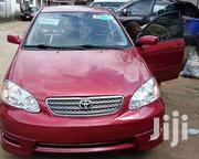 Toyota Corolla 2008 1.8 Red | Cars for sale in Eastern Region, Kwahu North