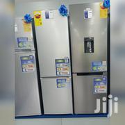 Fridge 280 Net Nasco Double Door Bottom Freezer | Kitchen Appliances for sale in Greater Accra, Asylum Down