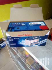 17 Plates Bosch Car Battery For Benz - Free Delivery   Vehicle Parts & Accessories for sale in Greater Accra, Adabraka