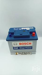 13 Plates Bosch Car Battery For Yaris   Vehicle Parts & Accessories for sale in Greater Accra, Avenor Area