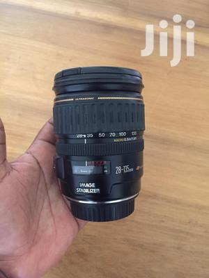 Canon 28-135mm Lens Neat