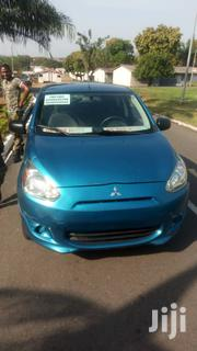 Mitsubishi Mirage 2014 Blue | Cars for sale in Greater Accra, Burma Camp