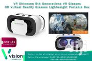 VR Shinecon 5th Generations VR Glasses 3D Virtual Reality Glasses Ligh | Accessories for Mobile Phones & Tablets for sale in Greater Accra, Achimota