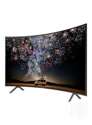 Perfect~Samsung 49′′ UHD 4K Curved Smart Bluetooth LED TV_UA49RU7300 | TV & DVD Equipment for sale in Greater Accra, Roman Ridge