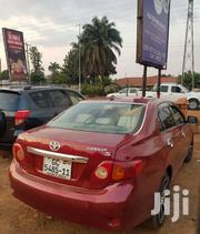 Toyota Corolla 2009 1.8 Advanced Red | Cars for sale in Eastern Region, Kwahu North
