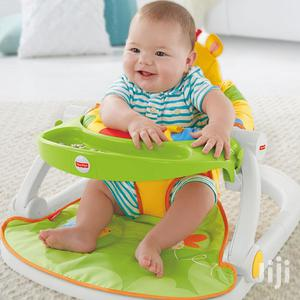 Fisher Price Sit Me Up Floor Seat And Tray
