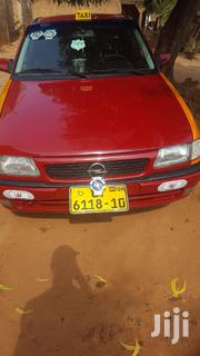 Opel Astra 1998 1.6 Red | Cars for sale in Eastern Region, Akuapim South Municipal