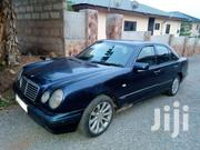 Mercedes-Benz E200 2000 Black | Cars for sale in Eastern Region, Akuapim North