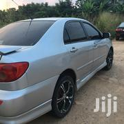Toyota Corolla 2006 S Silver | Cars for sale in Central Region, Cape Coast Metropolitan