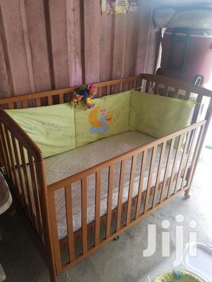 Baby Wooden Cot From U.S