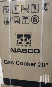 Nasco 4 Burner Gas Cooker With Oven Stainless | Restaurant & Catering Equipment for sale in Greater Accra, Accra Metropolitan