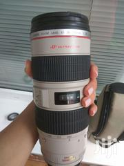 Canon 70-200mm F2.8 Is Usm | Photo & Video Cameras for sale in Greater Accra, North Kaneshie