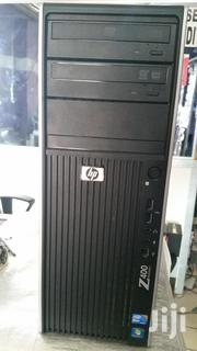 Desktop Computer HP 4GB Intel Xeon HDD 500GB | Laptops & Computers for sale in Greater Accra, Odorkor