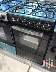 Powerful Nasco 4 Burner Gas Cooker With Oven Stainless Steel | Restaurant & Catering Equipment for sale in Greater Accra, Accra Metropolitan