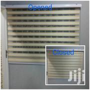Roller Zebra Window Curtains Blinds | Windows for sale in Greater Accra, Accra Metropolitan
