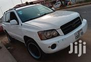 Toyota Highlander 2000 White | Cars for sale in Greater Accra, Kwashieman
