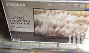 Samsung Uhd Smart 4K Curved TV 49"