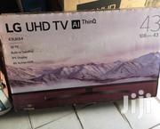 LG Smart Uhd 4K Digital Satellite LED TV 43 Inches | TV & DVD Equipment for sale in Greater Accra, Accra Metropolitan