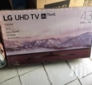 Original LG Smart Uhd 4K Tv 43 Inches | TV & DVD Equipment for sale in Greater Accra, Accra Metropolitan
