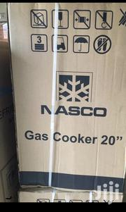 Powerful Nasco 4 Burner Gas Cooker With Oven Black Mirror | Restaurant & Catering Equipment for sale in Greater Accra, Accra Metropolitan