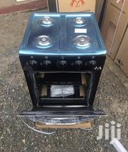 ZARA 4 Burner Gas Cooker With Oven Stainless Steel | Restaurant & Catering Equipment for sale in Greater Accra, Accra Metropolitan