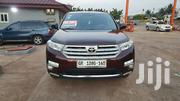Toyota Highlander 2009 Sport 4x4 Brown | Cars for sale in Greater Accra, Tesano
