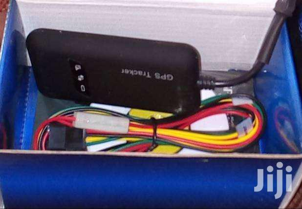 Car GPS Tracking System