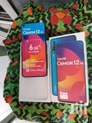 New Tecno Camon 12 Air 32 GB Blue | Mobile Phones for sale in Greater Accra, Achimota
