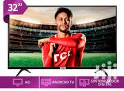 TCL 32 Inch HD Android AI Smart Bluetooth Satellite TV (32S6500) | TV & DVD Equipment for sale in Greater Accra, Adabraka