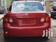 Toyota Corolla 2009 1.8 Exclusive Automatic Red | Cars for sale in Eastern Region, Kwahu West Municipal