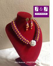 Beaded Necklace | Jewelry for sale in Greater Accra, Labadi-Aborm