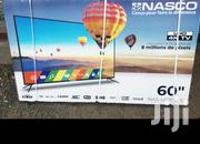 Newly Nasco Smart Uhd Smart 4K Tv 60 Inches | TV & DVD Equipment for sale in Greater Accra, Adabraka