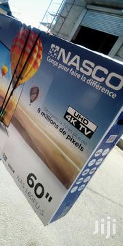 New Nasco Smart Uhd 4K TV 60 Inches | TV & DVD Equipment for sale in Greater Accra, Adabraka