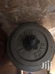 Trojan 15kg Dumbell | Sports Equipment for sale in Greater Accra, Cantonments