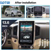Toyota Land Cruiser 2016/2019 Android Dvd Radio Multimedia | Vehicle Parts & Accessories for sale in Greater Accra, Abossey Okai