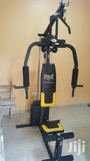 Home Used Single Station Home Gym | Sports Equipment for sale in Greater Accra, Accra Metropolitan