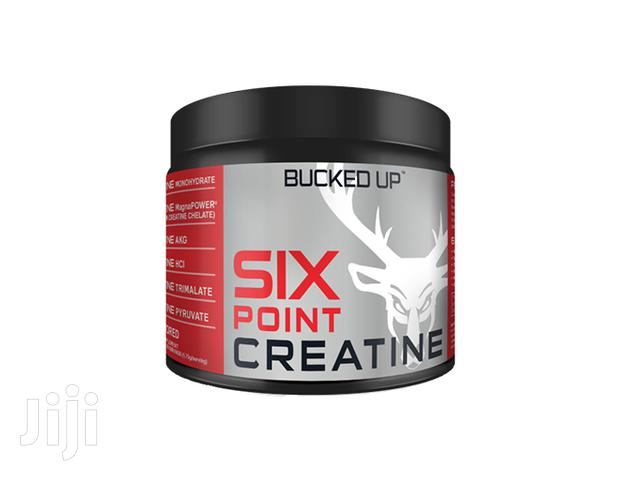 Archive: Bucked Up 6 Point Creatine