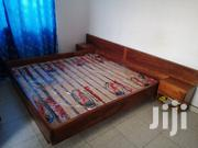Queen Size Bed Set for Sale | Furniture for sale in Greater Accra, Odorkor