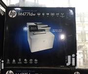 NEW- HP M477fdw Colour Laserjet Pro Multi- Fiction Printer (White) | Printers & Scanners for sale in Greater Accra, Accra Metropolitan
