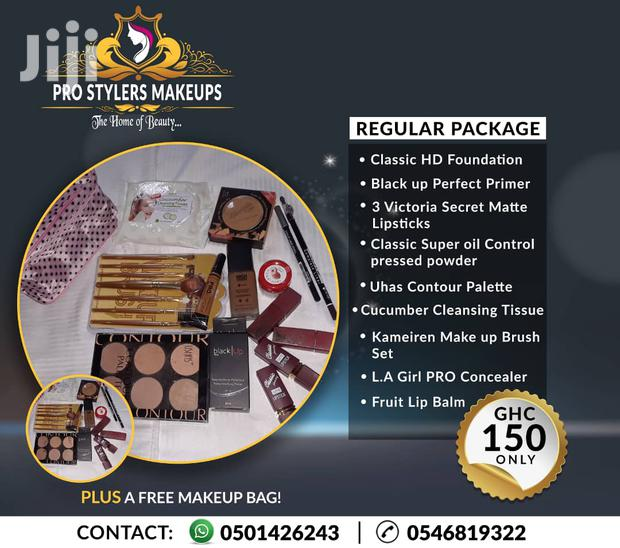 Regular Makeup Package