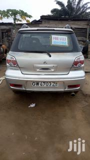 Mitsubishi Outlander 2007 2.4 4WD Intense Silver | Cars for sale in Greater Accra, Ga South Municipal