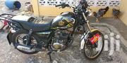 New Haojue DF150 HJ150-12 2019 Black | Motorcycles & Scooters for sale in Greater Accra, Darkuman