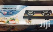 New Crown Star Glass Gas Stove for Sale | Kitchen Appliances for sale in Greater Accra, Burma Camp