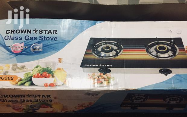 Archive: New Crown Star Glass Gas Stove for Sale