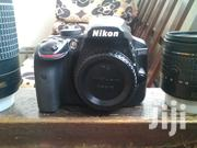 Nikon D3400 With 2 Lenses 2 Batteries And Strap | Photo & Video Cameras for sale in Greater Accra, Accra Metropolitan