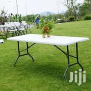 White Foldable 8 Seater Table | Furniture for sale in Greater Accra, Accra Metropolitan